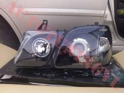 Фара. JAC S5 Toyota Land Cruiser Cygnus