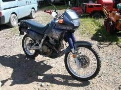 Honda NX 650. 650 куб. см., исправен, птс, без пробега