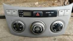 Блок управления климат-контролем. Toyota Noah, AZR60
