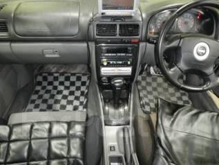 Консоль центральная. Subaru Forester, SF5 Двигатели: EJ205, EJ20