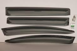 Ветровики (дефлекторы боковых окон) Toyota Ractis