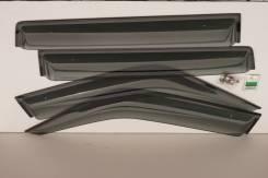 Ветровики (дефлекторы боковых окон) Nissan SAFARI