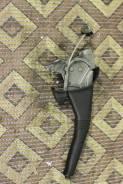 Ручка ручника. Renault Logan