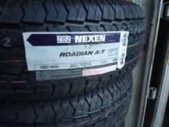 Nexen Roadian A/T. Всесезонные, 2014 год, без износа, 4 шт