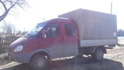 ГАЗ 33023. ГАЗель 33023, 2007 г., 2 300куб. см., 1 200кг., 4x2