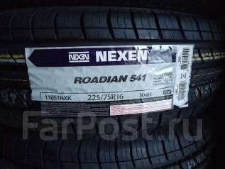 Nexen Roadian 541. Летние, 2014 год, без износа, 4 шт