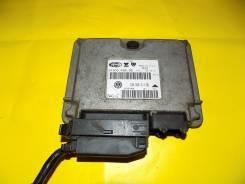 Коробка для блока efi. Volkswagen Vento Volkswagen Polo, 6N Двигатели: AUA, BBY, BKY, AHW, APE