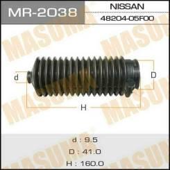 Пыльник рулевой рейки MR2038 MASUMA (21207)