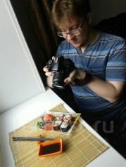 Фотограф. Среднее образование, опыт работы 2 года