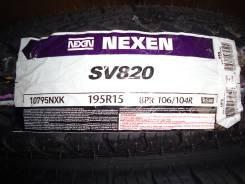 Nexen SV-820A. Летние, 2013 год, без износа, 1 шт