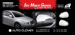 Накладка на зеркало. Chevrolet Cruze Chevrolet Lacetti, J200 Двигатели: F16D3, F14D3