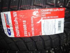 GT Radial Champiro IcePro. Зимние, 2013 год, без износа, 4 шт