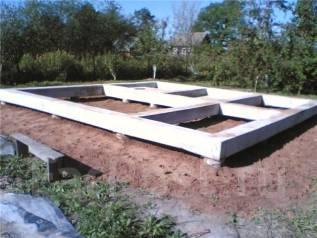 Фундаменты , Строительство каменных домов!