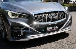 Обвес кузова аэродинамический. Infiniti M25, Y51 Infiniti M56, Y51 Infiniti M37, Y51 Infiniti Q70, Y51 Nissan Fuga, Y51. Под заказ