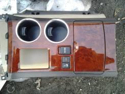 Консоль центральная. Toyota Highlander, GSU45