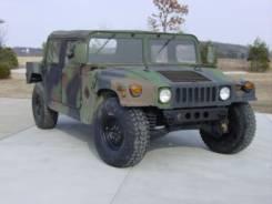 Наконечник рулевой. Hummer H1 Alpha