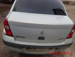 Крышка багажника. Renault Symbol Renault Clio, BR, CR Двигатели: K7J, D4F, K4M800, F4R, K4M