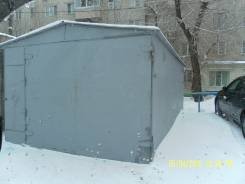 Гаражи металлические. Владивостокская ул 34, р-н Железнодорожный, 22кв.м.