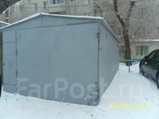 Гаражи металлические. Владивостокская ул 34, р-н Железнодорожный, 22 кв.м.