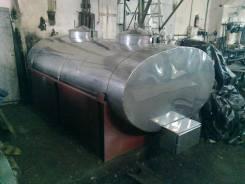 Елазовец ЭО-2621 ЕМ. Продам автоцистерну для перевозки молока 4 м3.