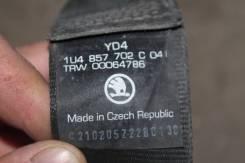 Преднатяжитель ремня безопасности. Skoda Octavia, 1Z, A4 Двигатели: BWA, BZB, AGR, ALH, BJB, BKC, BLS, BXE, BLR, BLY, BVY, BVZ, BYJ, BCA, AKL, AEH, CG...