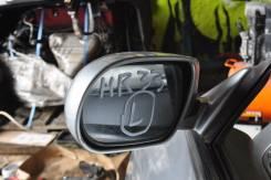 Зеркало заднего вида боковое. Nissan Skyline, HR33 Двигатель RB20E