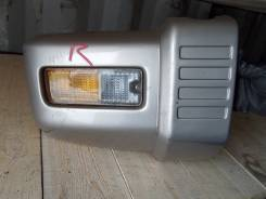 Бампер. Mitsubishi Pajero Mini, H56A
