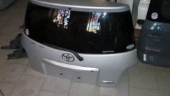 Продам дверь 5-ю багажника. Toyota ist, NCP60 Двигатель 2NZFE