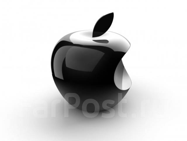 картинка айфон яблока