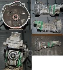 Механическая коробка переключения передач. Suzuki Jimny, JA71V Двигатель F5A