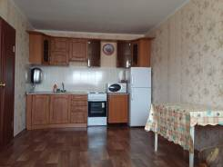 1-комнатная, Тихоокеанская ул 4. 19 школа, агентство, 35 кв.м. Кухня