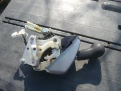 Ручка переключения автомата. Honda Zest, JE2 Двигатель P07A