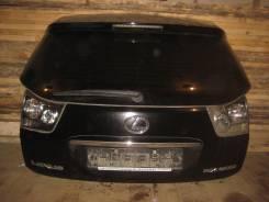 Дверь багажника. Lexus RX300, MCU35 Двигатель 1MZFE