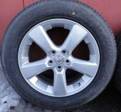 Новые ЛЕТО 235/60/18 на оригинальных дисках Lexus RX. 7.0x18 5x114.30 ET35 ЦО 60,1мм.