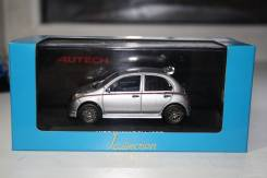 1/43 Nissan March 12SR Nismo Kyosho