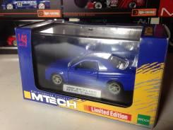 1/43 Nissan Skyline GTR R34 V-spec Mtech