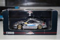 1/43 Nissan Z C-west ORC Advan Ebbro. Под заказ