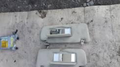 Кронштейн козырька солнцезащитного. Toyota Crown, JZS171, JZS171W Двигатель 1JZGE