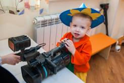 Фото и Видеосъёмка в детском саду! Новогодние Утренники!