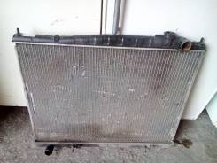 Радиатор охлаждения двигателя. Nissan Terrano, PR50