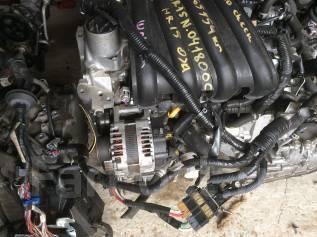 Распредвал. Nissan Note Двигатель HR16DE