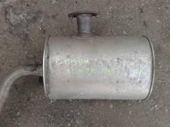 Глушитель. Toyota Ipsum, ACM26W, ACM26 Двигатель 2AZFE
