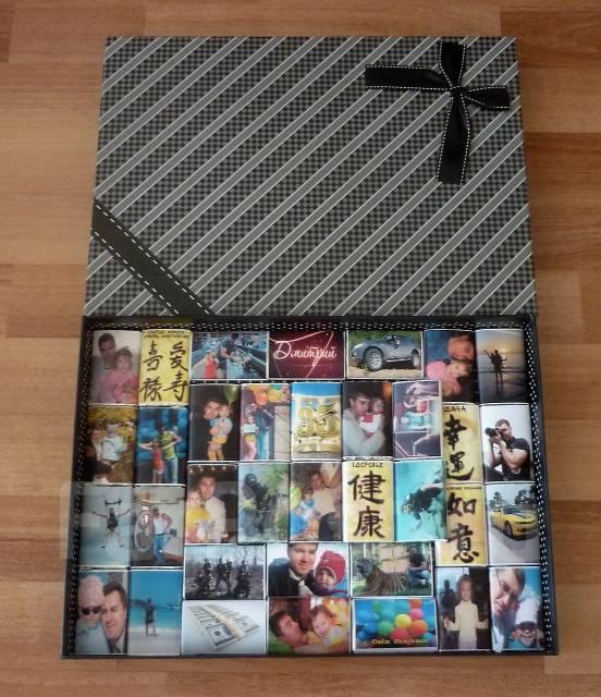Подарки из фотографий