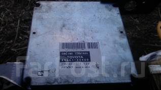 Блок управления двс. Toyota Wish, ZNE10 Toyota Isis, ZNM10 Toyota Corolla Fielder, ZZE122 Двигатель 1ZZFE