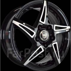 NZ Wheels. 5.5x14, 4x100.00, ET35, ЦО 57,1 мм.