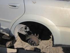 Расширитель крыла. Subaru Outback, BP9, BP