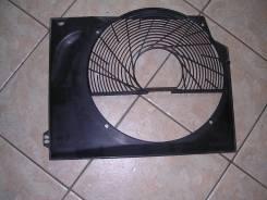 Вентилятор радиатора кондиционера. Mercedes-Benz E-Class, W124, 124 Двигатель 111