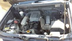 Корпус воздушного фильтра. Mitsubishi Pajero Mini, H56A Двигатель 4A30