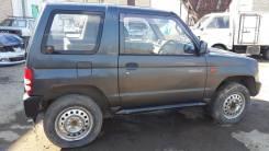 Продам заднее правое крыло на Mitsubishi Pajero Mini