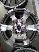 Light Sport Wheels LS 110. 8.0x16, 6x139.70, ET0, ЦО 110,0мм.